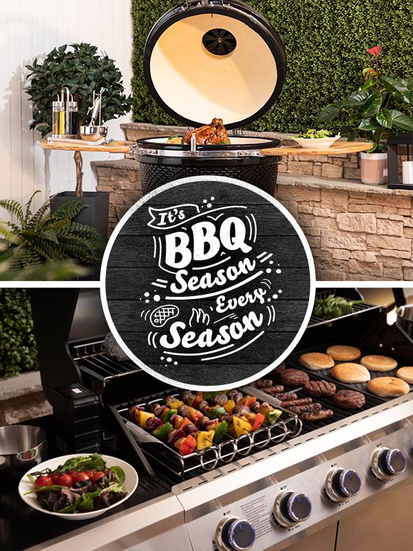 Fire Mountain Barbecue Season