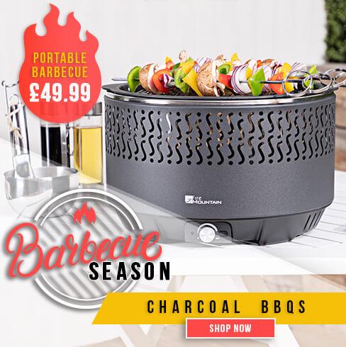 Portable Charcoal BBQ